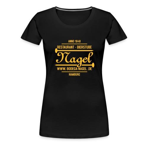 nageltshirt22 - Frauen Premium T-Shirt