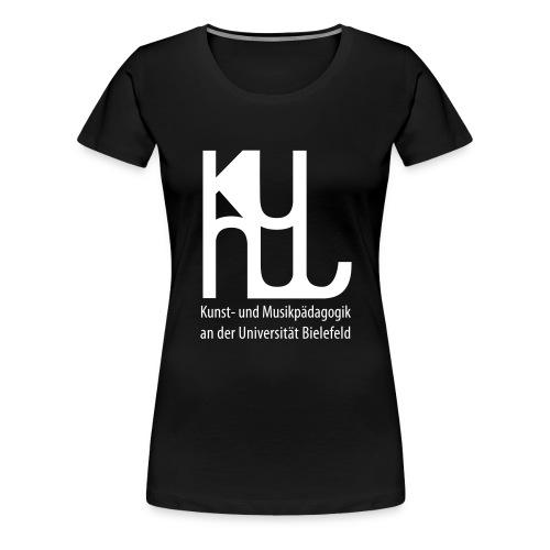 KuMu_weiß - Frauen Premium T-Shirt