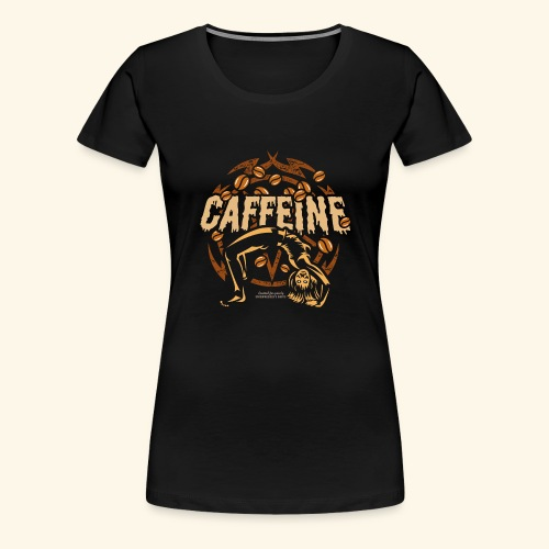 Kaffee T Shirt - Frauen Premium T-Shirt