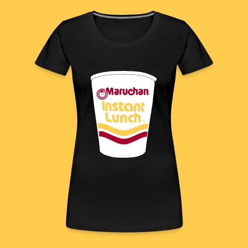 Instant Ramen - Women's Premium T-Shirt