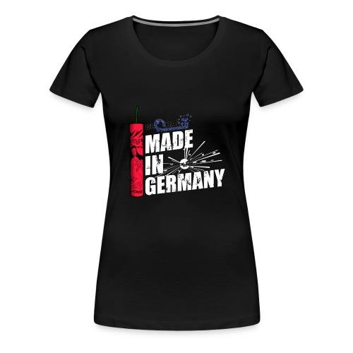 Global Fireworks Knaller - Frauen Premium T-Shirt
