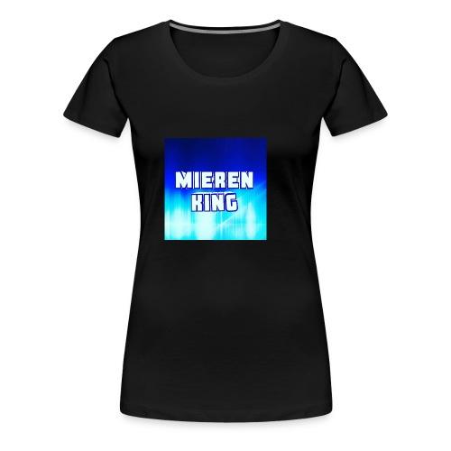 Mieren king - Vrouwen Premium T-shirt