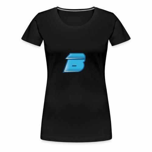 B - Maglietta Premium da donna