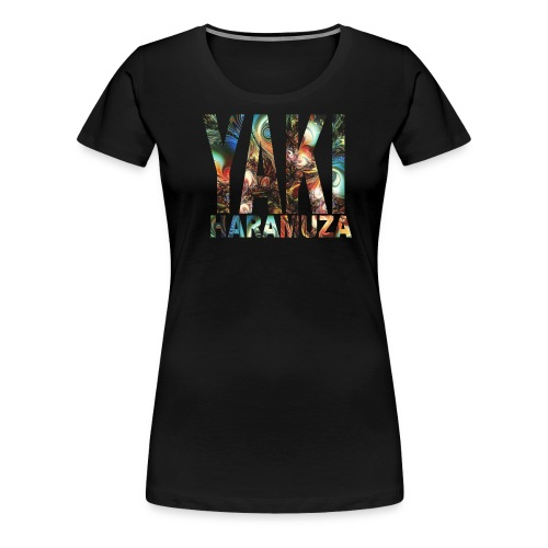 YAKI HARAMUZA BASIC HERR - Premium-T-shirt dam