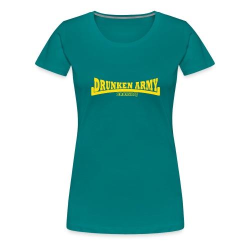 BDA Classic - Dame premium T-shirt