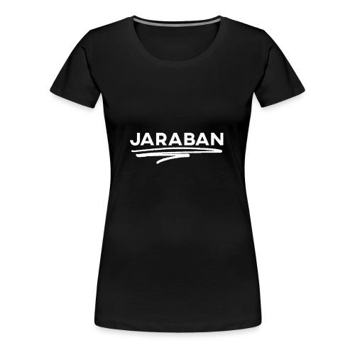 Scribble (White) - Women's Premium T-Shirt