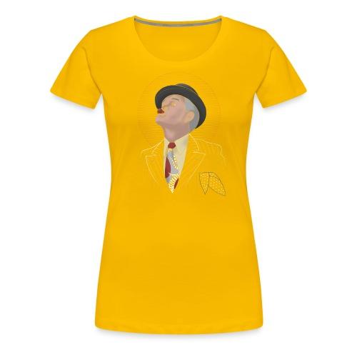 Egon - Dame premium T-shirt