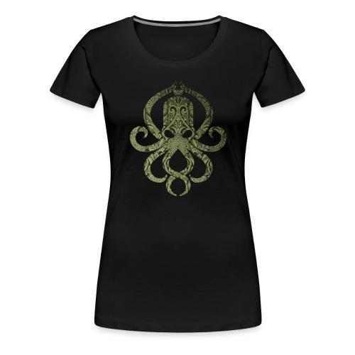 Tintenfischwurst - Frauen Premium T-Shirt
