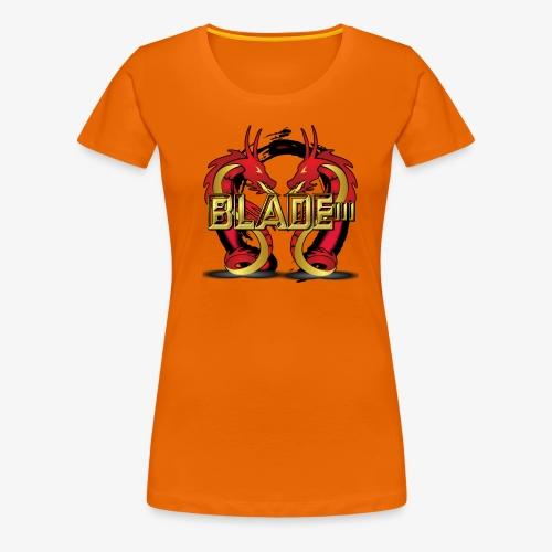 Blade - Women's Premium T-Shirt