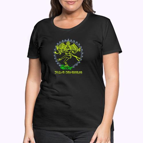 Shiva Nataraja - Women's Premium T-Shirt