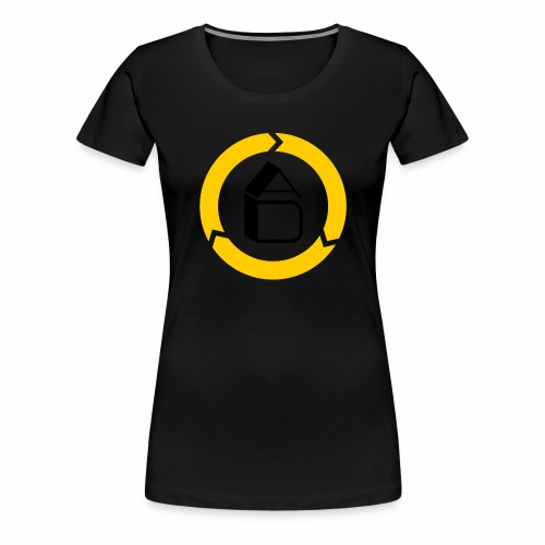 HM+Icon - Frauen Premium T-Shirt