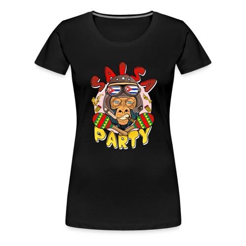 El Cubanito 002Ba - Women's Premium T-Shirt