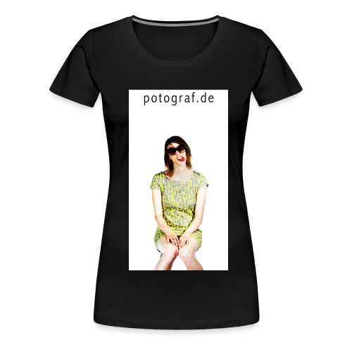 potograf5 - Frauen Premium T-Shirt