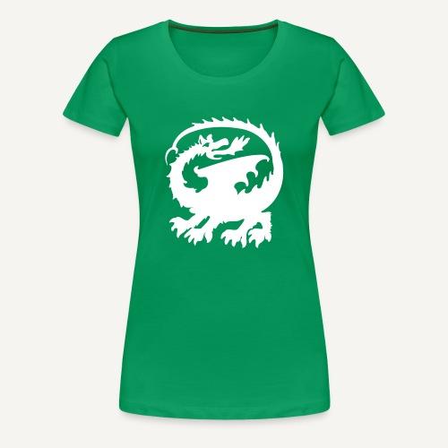 smok3 - Koszulka damska Premium