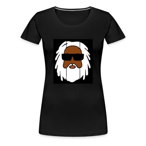 AFROJAZZ GRAND PA - T-shirt Premium Femme