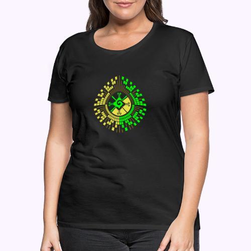 Hunab Ku DNA Tree - Camiseta premium mujer
