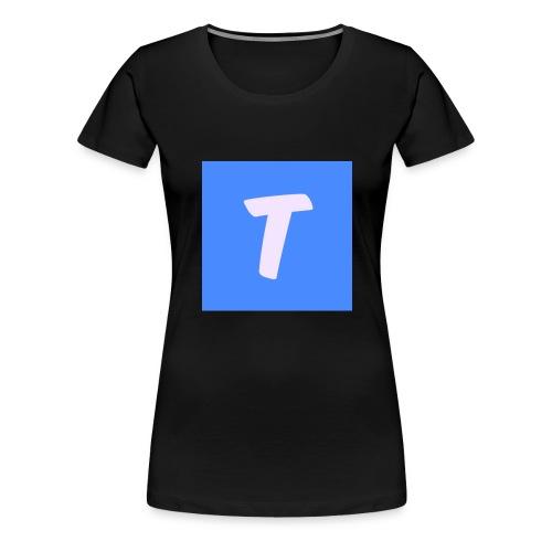 photo 1 - Premium T-skjorte for kvinner