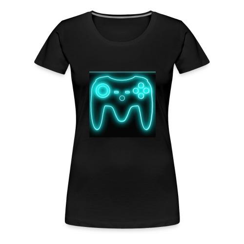 RSTL Gamer - Women's Premium T-Shirt