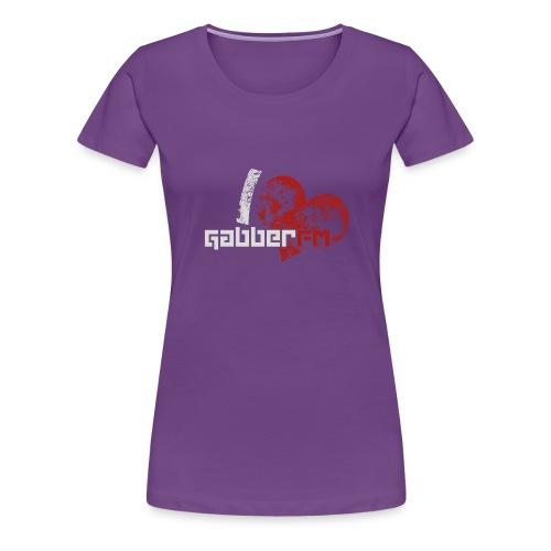 I LOVE GFM - Women's Premium T-Shirt