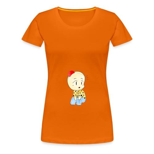CLOWN RUNDO - Maglietta Premium da donna
