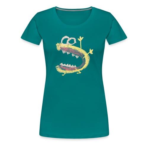 jeeee - Vrouwen Premium T-shirt