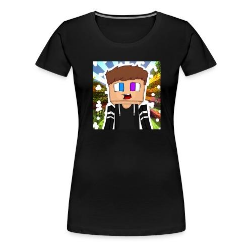 Teddiplays t-shirt - Premium T-skjorte for kvinner