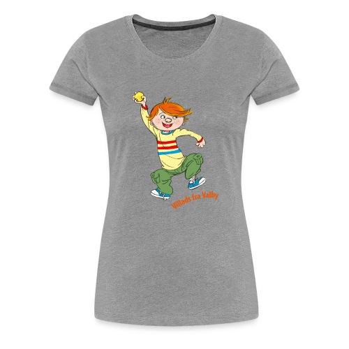 Villads fra Valby - Dame premium T-shirt