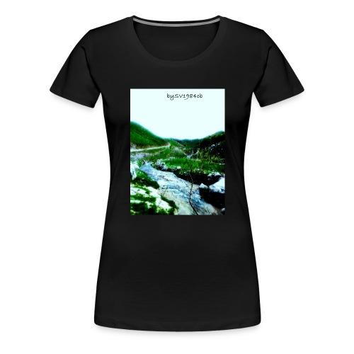 Campitello - Maglietta Premium da donna