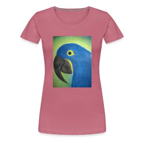Hyasinttiara - Naisten premium t-paita