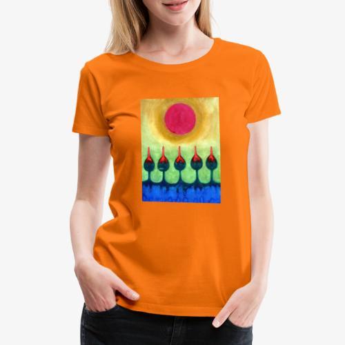 Zenit - Koszulka damska Premium