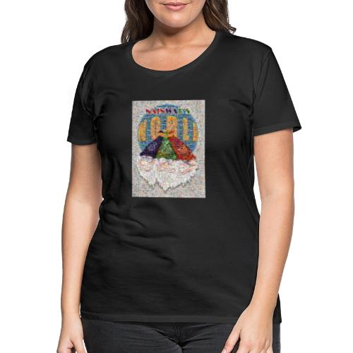 Nainvatar Nainwak Classic - T-shirt Premium Femme
