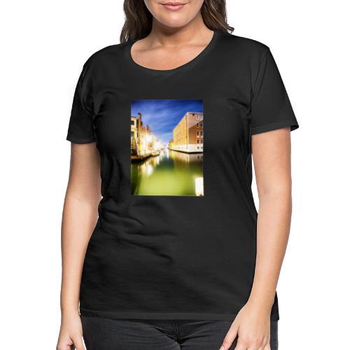 Venezia - Frauen Premium T-Shirt