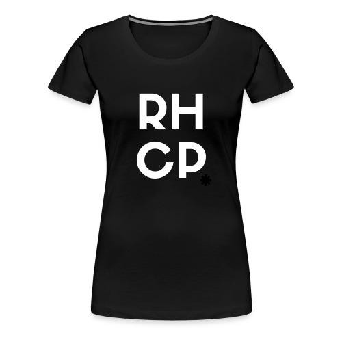RHCP - T-shirt Premium Femme