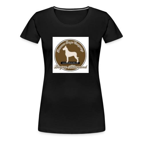 Dogue Allemand company - T-shirt Premium Femme