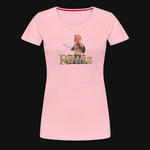 Rippelz - The Legend of Rippelz - Frauen Premium T-Shirt