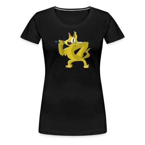 Schola Gladiatoria Lynx - Women's Premium T-Shirt