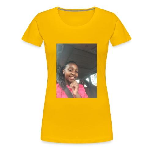 tee shirt personnalser par moi LeaFashonIndustri - T-shirt Premium Femme