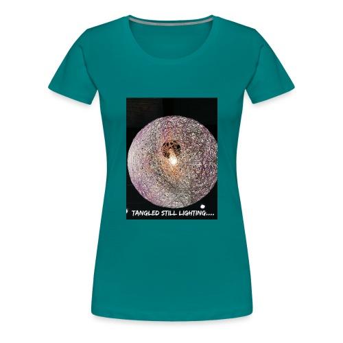 Tangled - Women's Premium T-Shirt