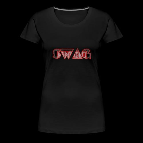 SWAG - Dame premium T-shirt