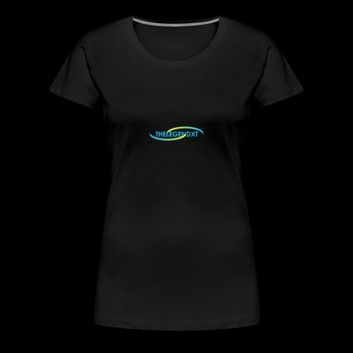 ThelegendXT Merchandise - Frauen Premium T-Shirt