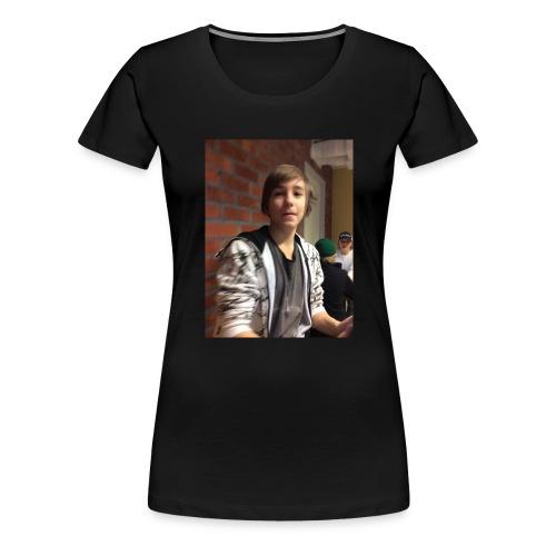 Wille - Premium-T-shirt dam