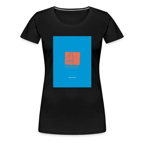 Alles-im-Fluss Handyhülle - Frauen Premium T-Shirt