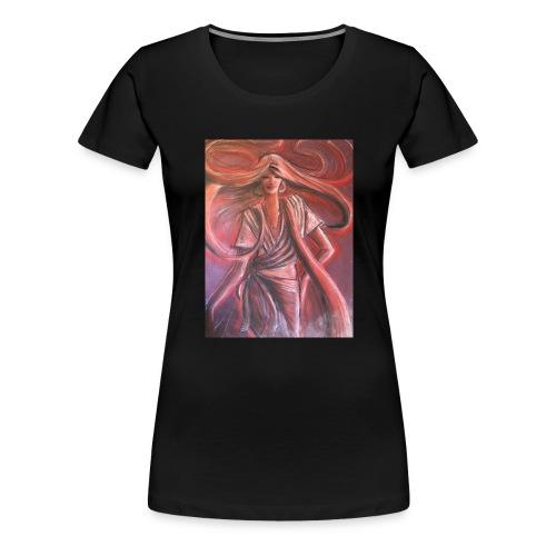 Esquisse - T-shirt Premium Femme
