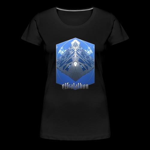 Savage Skies VIII - Naisten premium t-paita