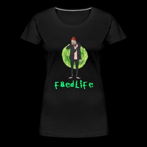 F8eD Life RM - Frauen Premium T-Shirt
