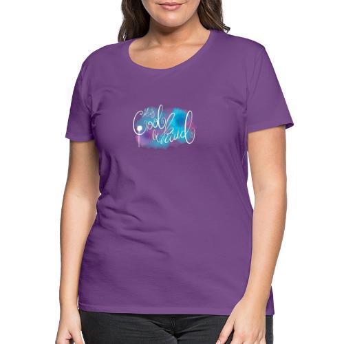 it is cool be kind - Frauen Premium T-Shirt
