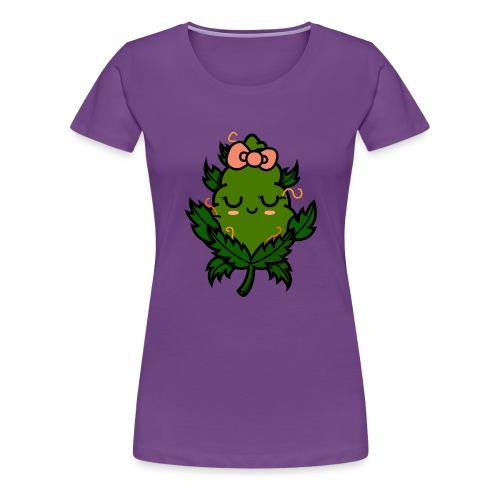 Ms. Weed Nug - Camiseta premium mujer