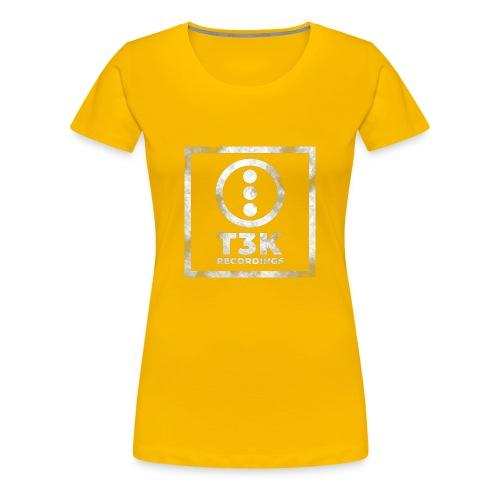 T3K washed - Women's Premium T-Shirt