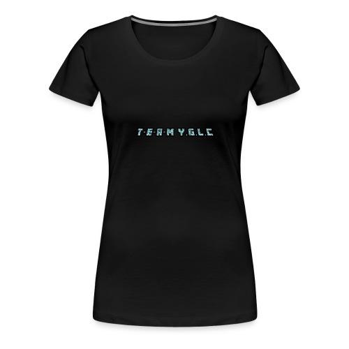 Limited Edition T-E-A-M-YGLC T-shirt - Women's Premium T-Shirt