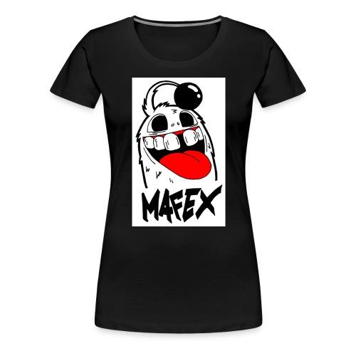 Bommelmonster 3 jpg - Frauen Premium T-Shirt